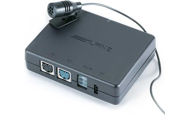 Alpine KCE-300BT Bluetooth® Interface Front