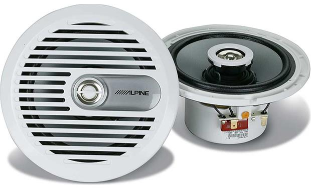 Alpine SPS-M600 Alpine SPS-M600 marine speakers