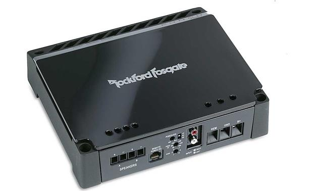 ROCKFORD FOSGATE PUNCH P300X1 REFURBISHED 300 WATT RMS x 1 AT 2 Ohms MONO AMP