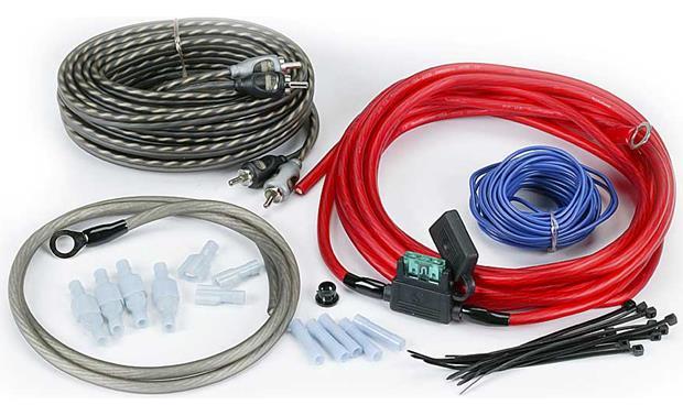 rockford fosgate rfk10i 10 gauge amplifier power and signal wiring rockford fosgate rfk10i front