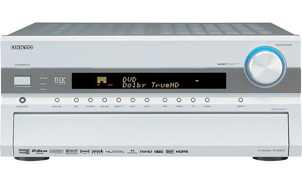 Onkyo TX-SR875 (Silver) THX® Ultra2 home theater receiver
