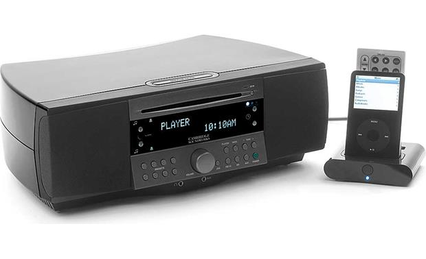 Cambridge SoundWorks® CD 745 Clock radio with CD player with ... on rca radio, sony radio, jvc radio, grundig radio, sangean radio, samsung radio, technics radio, panasonic radio, alpine radio, kenwood radio, aiwa radio, bose radio, sanyo radio, sherwood radio,