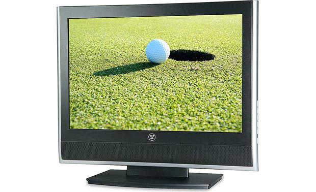"""westinghouse ltv 19w6 19 hdtv ready lcd tv at crutchfield com rh crutchfield com westinghouse lcd tv service manual Westinghouse 32"""" TV Models"""