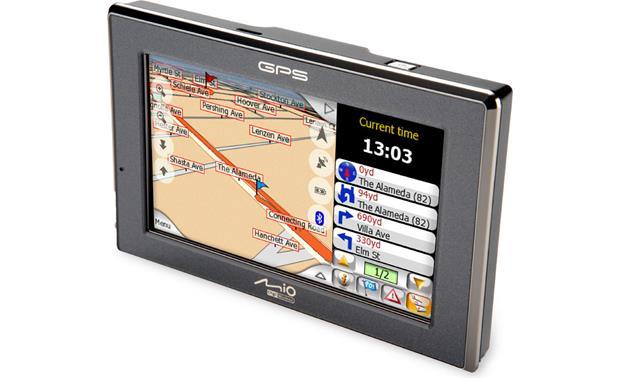 mio digiwalker c520 portable navigation system with bluetooth rh crutchfield com C520 2012 Escape Pantech Breeze C520 Review