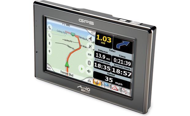 mio digiwalker c720t portable car navigation system with built in rh crutchfield com mio digiwalker p350 manual mio digiwalker c520 manual