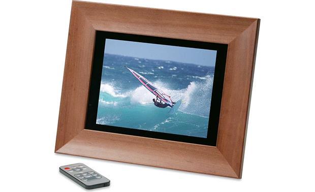 Smartparts Digital Photo Frame With 8 38 Lcd Screen At Crutchfieldcom