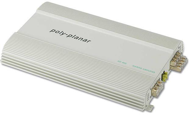 poly planar me 400 4 channel marine amplifier 100 watts rms x 4 rh crutchfield com