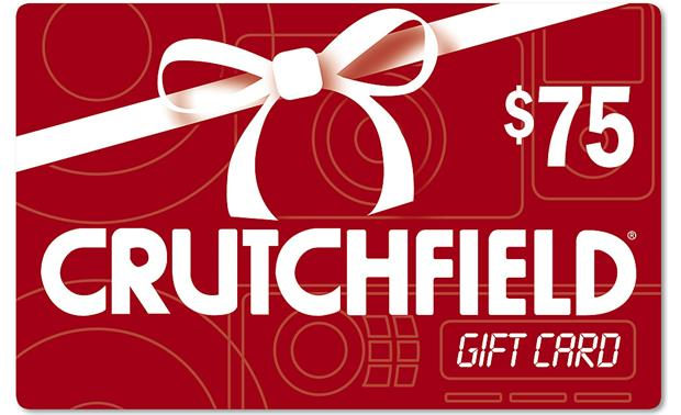 The Crutchfield Gift Card $75