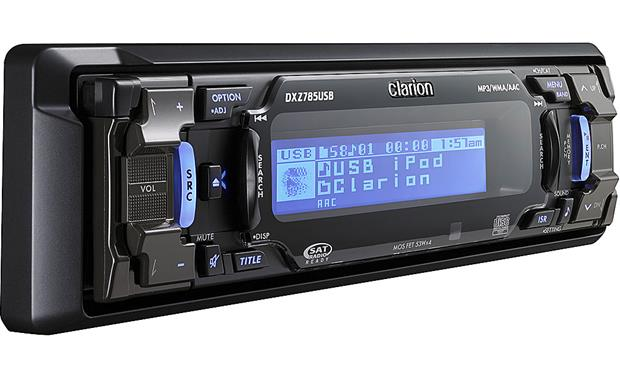 Clarion DXZ785USB Other