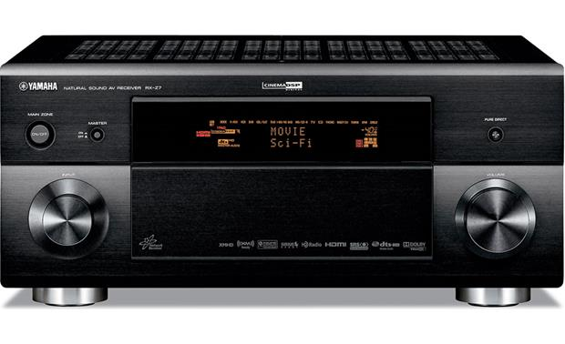 Yamaha rx z7 home theater receiver internet ready at for Yamaha multi room receiver