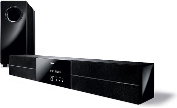 Yamaha yas 71 powered home theater sound bar with separate for Yamaha sound bar reviews
