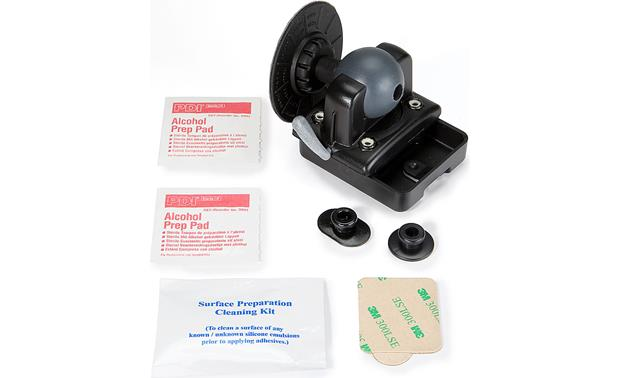 Pro.Fit UltiMount S2 with Belt Clip Mount Front