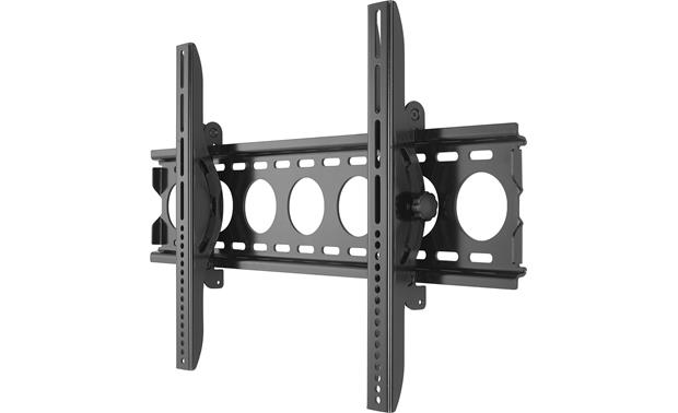 Sanus vmpl50 black universal plasma lcd tv wall mount for Tv wall mount reviews