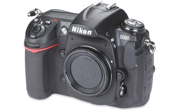 Nikon D300 (Body only) Front