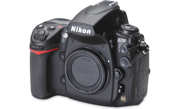 Nikon D700 (Body only) Front