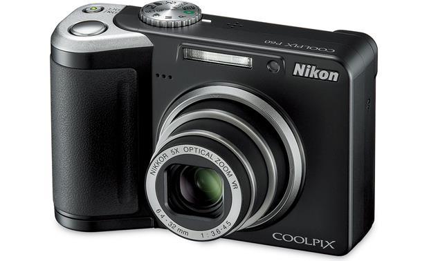 nikon coolpix p60 8 1 megapixel digital camera with 5x optical zoom rh crutchfield com nikon p60 manual nikon coolpix p60 manual