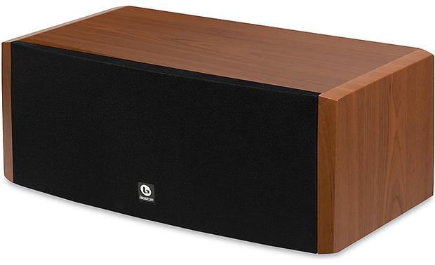 boston acoustics cs 225c cherry center channel speaker at rh crutchfield com