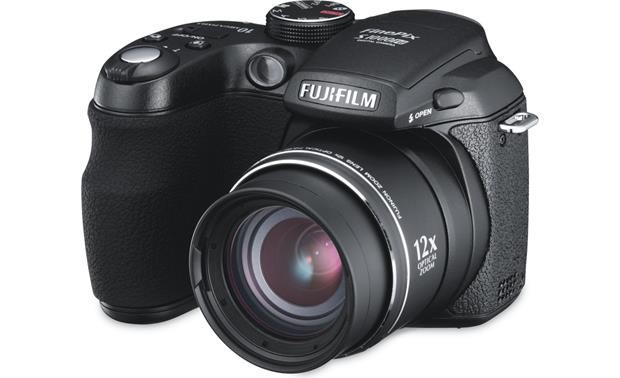 fujifilm finepix s1000fd 10 megapixel digital camera with 12x rh crutchfield com fujifilm s1000fd manual español Fuji FinePix SLR Camera