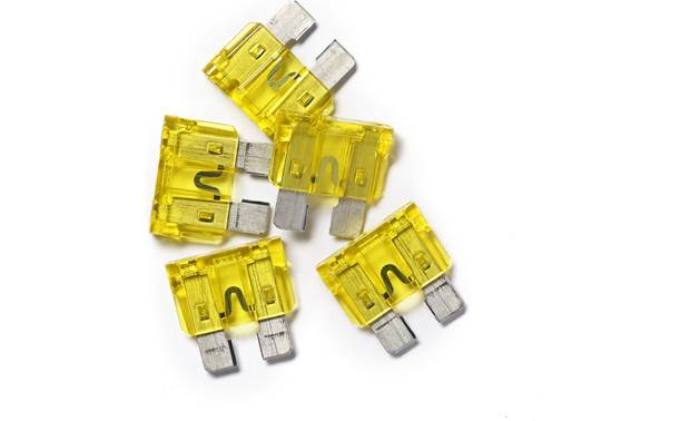 Littelfuse ATO® Blade-style Fuses Front