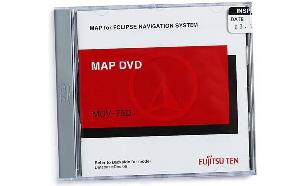 eclipse mdv 78d 2008 navigation update disc for eclipse avn5510 6610 rh crutchfield com Eclipse AVN5435 Eclipse AVN2454