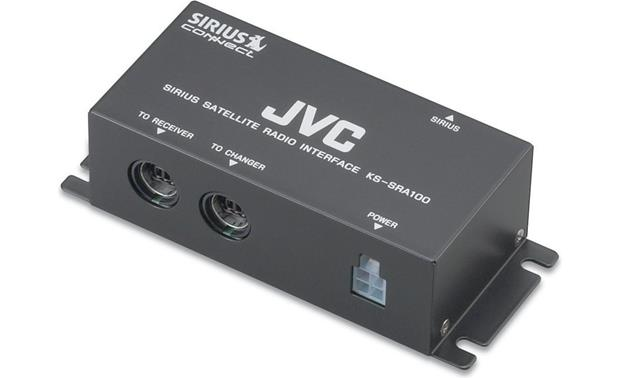 JVC SiriusConnect™ Adapter Front