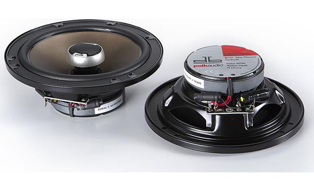 Polk Audio Db651s 6 1 2 Quot 2 Way Shallow Mount Car Speakers