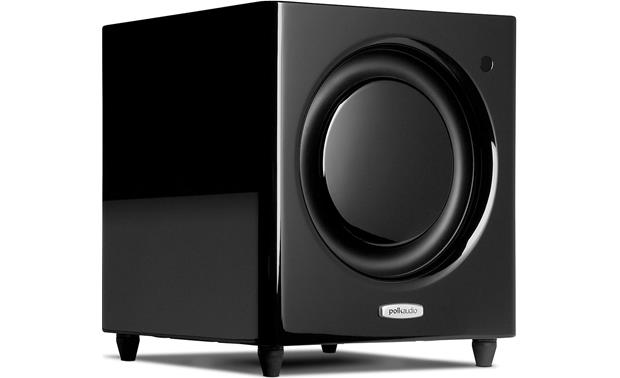 polk audio dsw micropro 3000 powered subwoofer with automatic room rh crutchfield com polk audio rm 3000 manual Polk Audio Home Theater