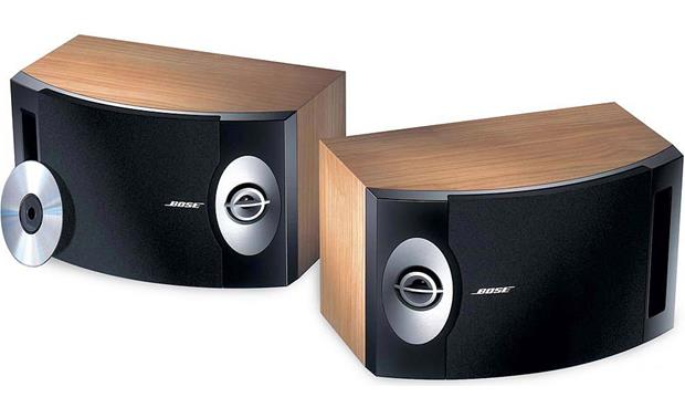 Bose® 201® Series V Direct/Reflecting® speaker system Light cherry finish