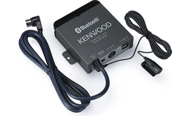 Kenwood kca bt200 bluetooth interface at crutchfield kenwood kca bt200 front swarovskicordoba Image collections