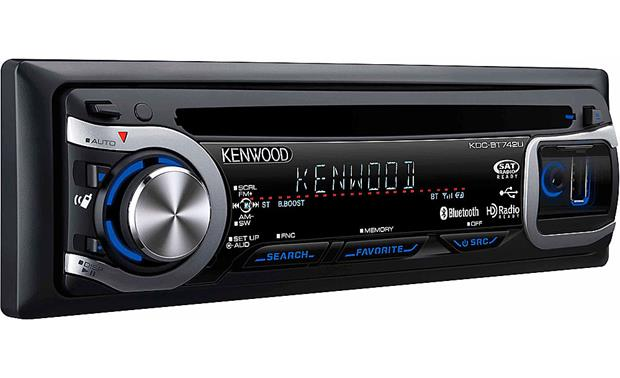Kenwood KDC-BT742U Other
