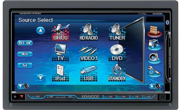 Kenwood Excelon DNX8120 on kenwood dnx9960, kenwood nav radio, kenwood ddx896, kenwood kdc-x915, kenwood dnx6180, kenwood kvt-512, kenwood blue bucks, kenwood dnx710ex,