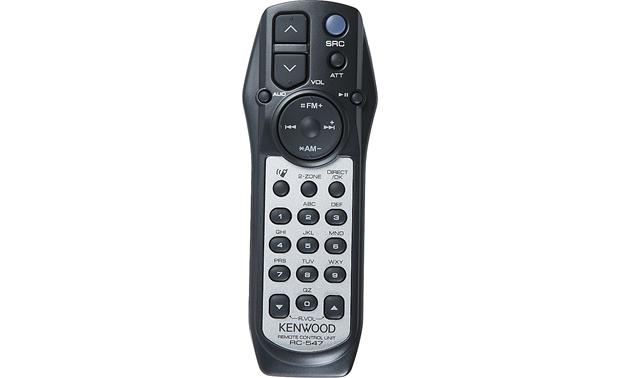Kenwood KDC-BT742U Remote