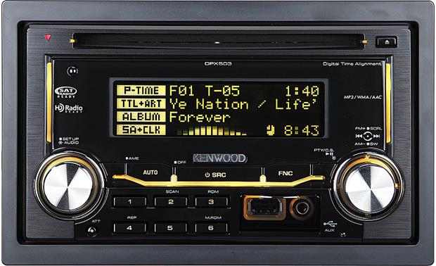 Kenwood DPX503 Front
