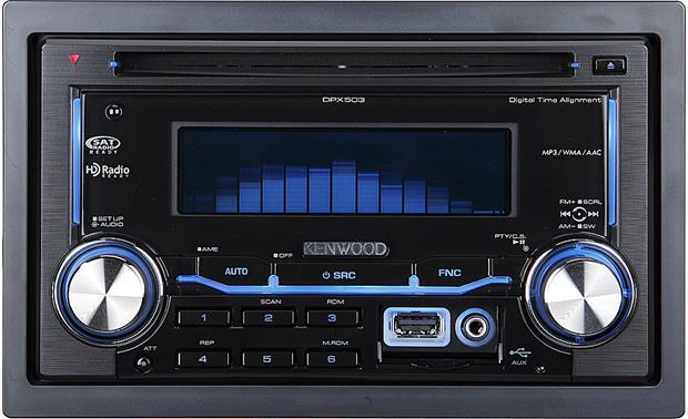 Kenwood DPX503 Other