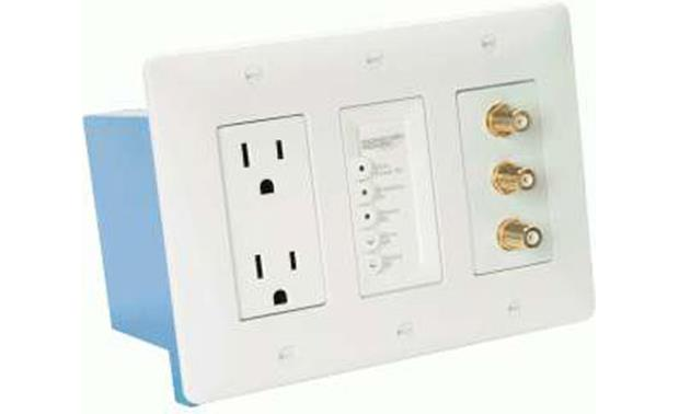 Monster® In-Wall PowerCenter™ Front