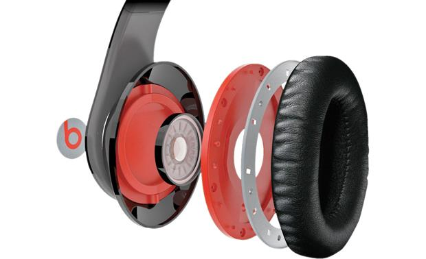 Beats by Dr. Dre™ Studio™ Exploded view
