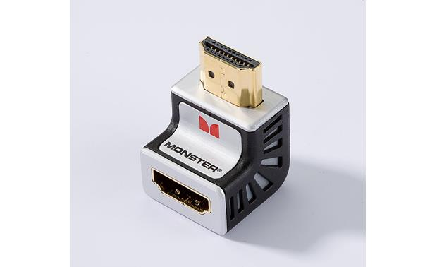 Monster Advanced™ HDMI 90-degree Adapter Front
