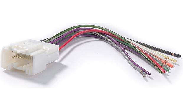Metra 70-7005 Receiver Wiring Harness Front