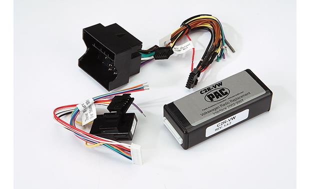 pac volkswagen radio replacement interface front