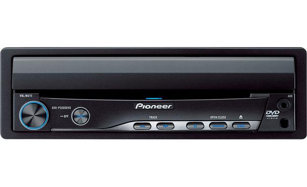 Pioneer AVH-P5000DVD Other