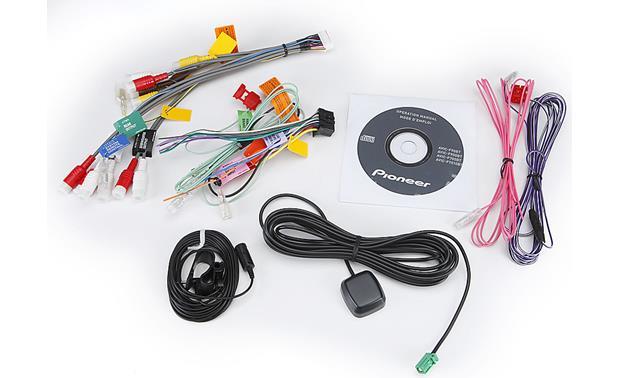pioneer avic f900bt Wiring a Homeline Service Panel