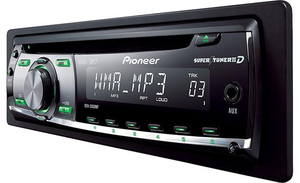 Pioneer DEH-2000MP Other