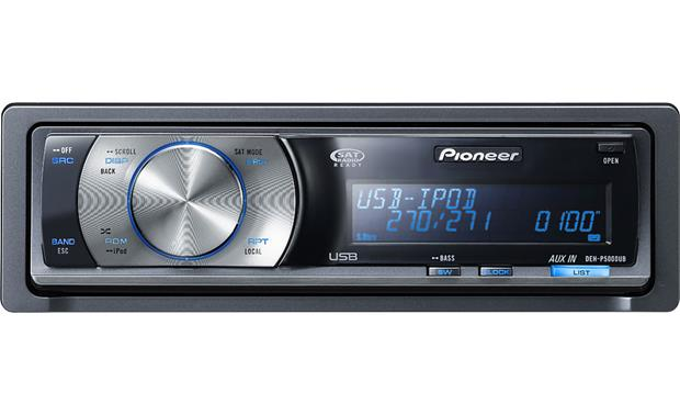 Pioneer DEH-P5000UB Front