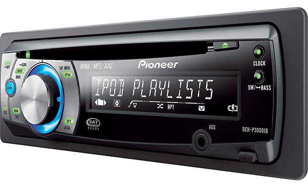 Pioneer DEH-P3000IB on