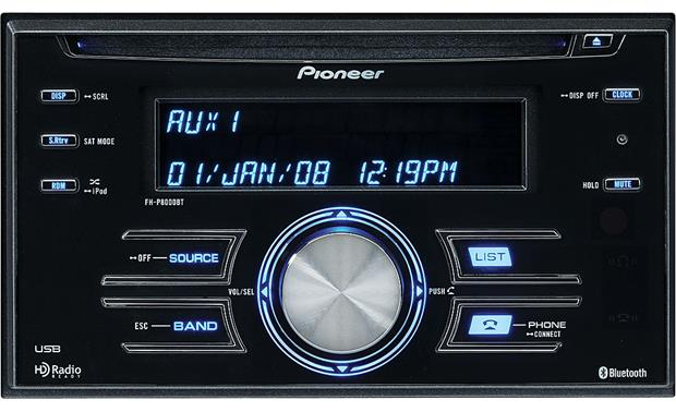 Pioneer FH-P8000BT Front