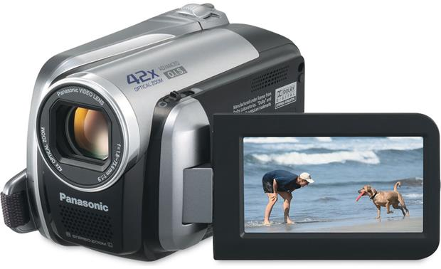 panasonic sdr h40 40gb hard drive sd memory card camcorder at rh crutchfield com Clear Image Zoom vs Optical Zoom Highest Optical Zoom Cameras