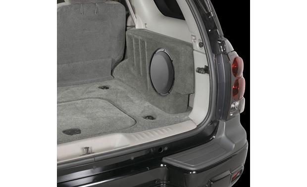 2004 Chevrolet Trailblazer >> JL Audio Stealthbox® (2002-2004, Medium pewter) Custom-fit ...