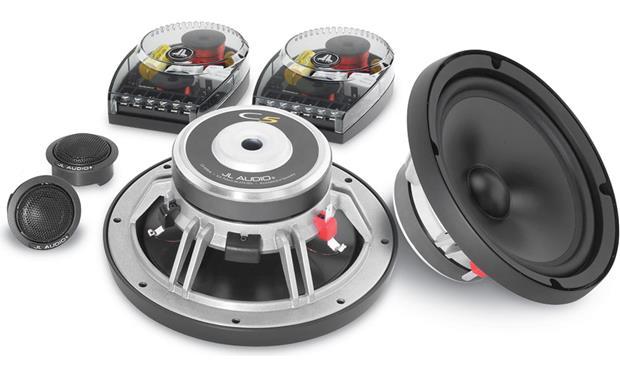 jl audio c5 650 evolution c5 series 6 1 2 ponent speaker system JL Audio 12 in Subwoofer jl audio c5 650 front