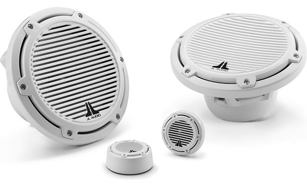 JL Audio M770-CCS-CG-WH JL Audio M770-CCS-CG-WH marine speakers