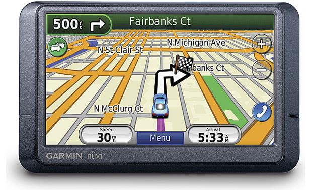 garmin nuvi 265wt portable navigator with free traffic information rh crutchfield com garmin 265w instruction manual Garmin Manuals Nuvi 275